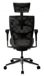 кресло руководителя Бюрократ 811, black